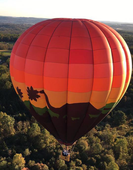 The 37th Annual Quickchek New Jersey Festival Of Ballooning A