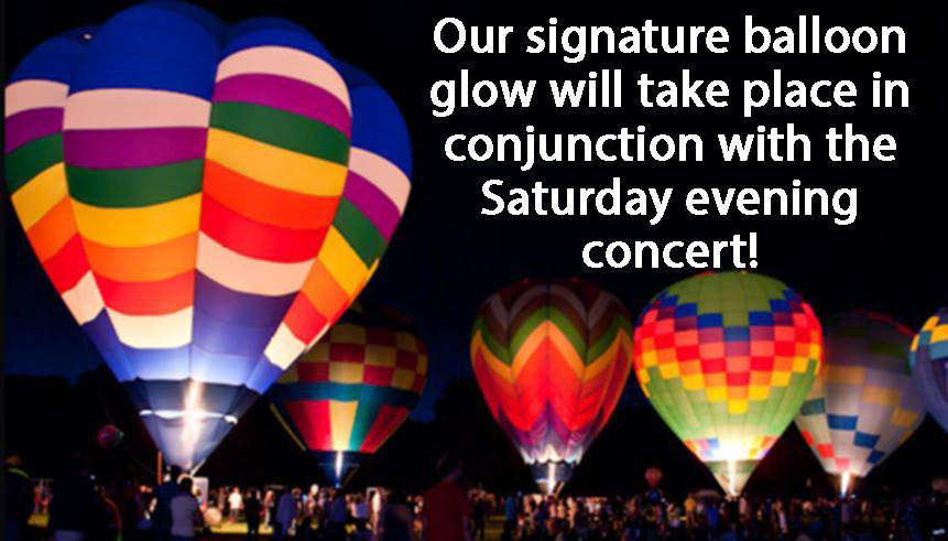 Balloonfestival Saturday Featured Concert