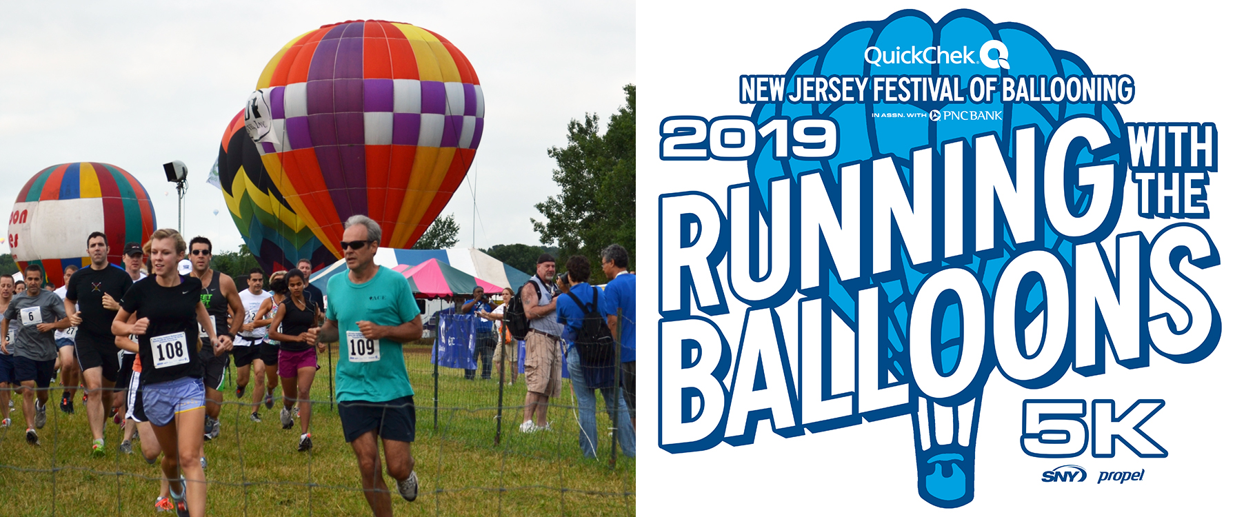 The 38th Annual QuickChek New Jersey Festival of Ballooning