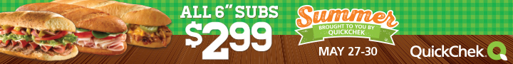 All Subs $2.99