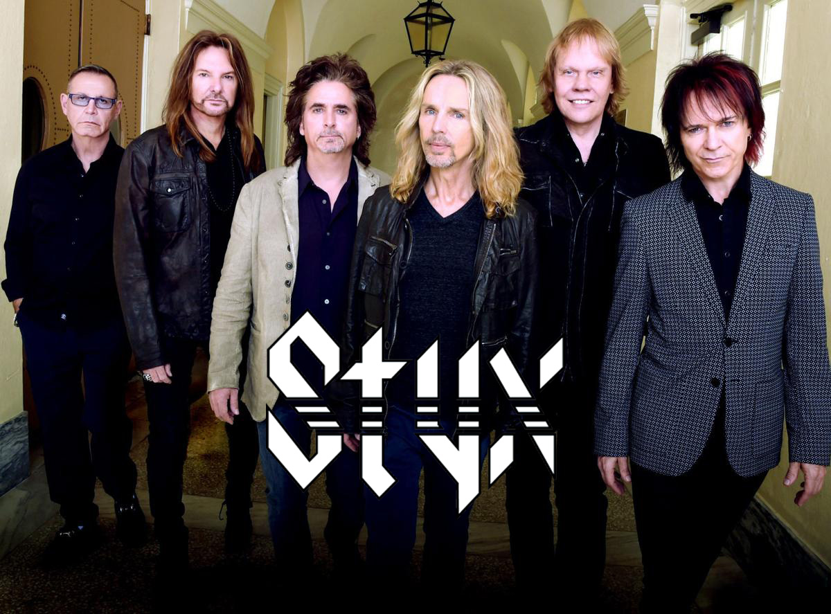 STYX On Sale Now!