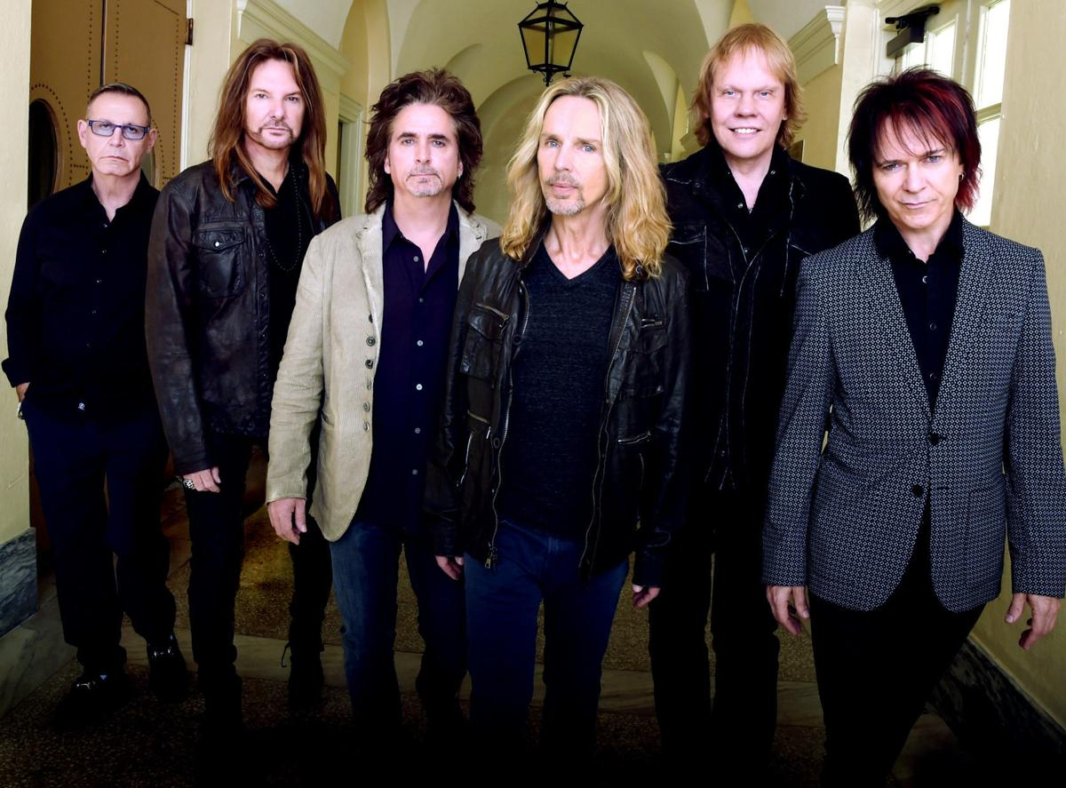 STYX ANNOUNCED AS SUNDAY HEADLINER