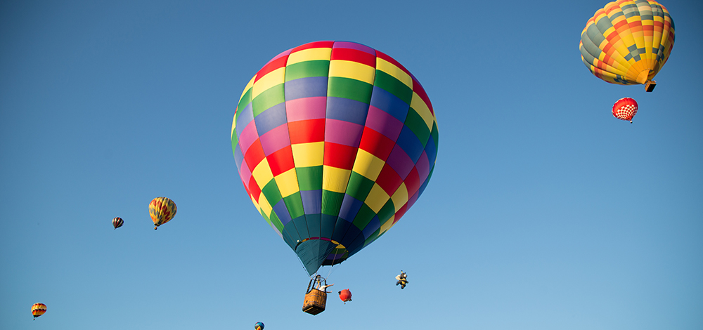 The 37th Annual Quickchek New Jersey Festival Of Ballooning Home